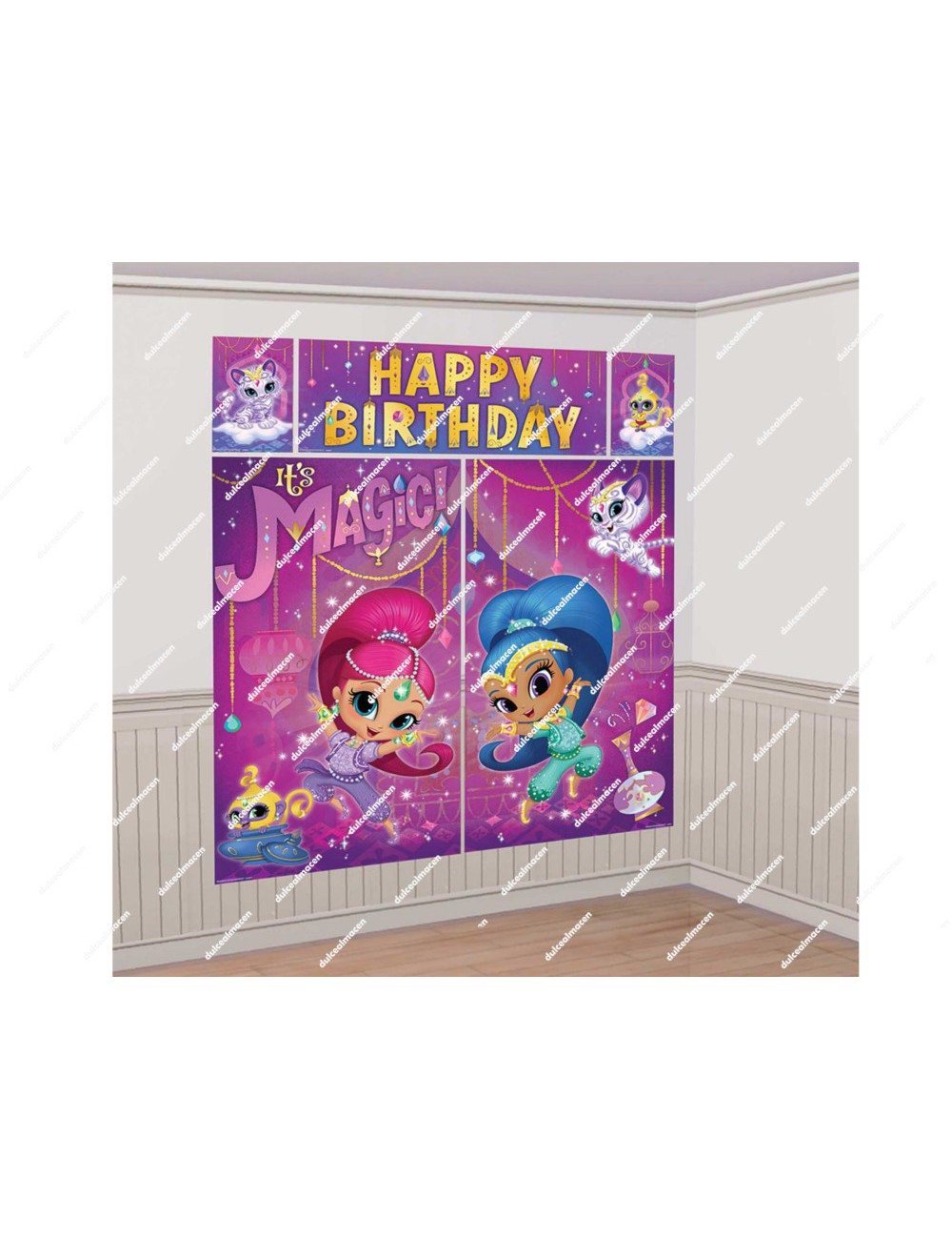 Posters Shimmer y Shine