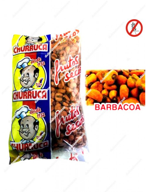 Churruca kikonazo barbacoa