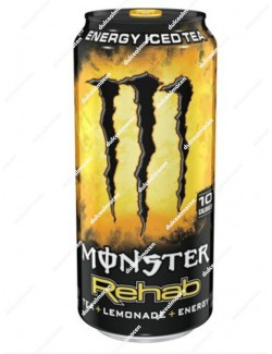 Monster Rehab Energy Iced Tea