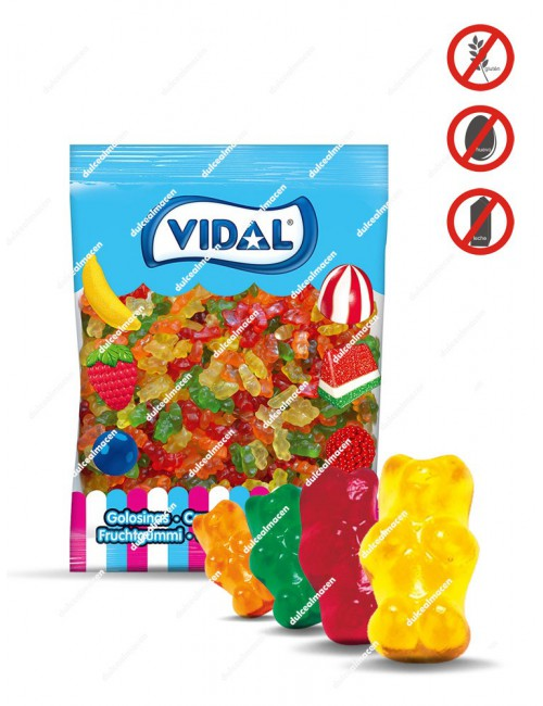 Vidal Mini Osos Brillo