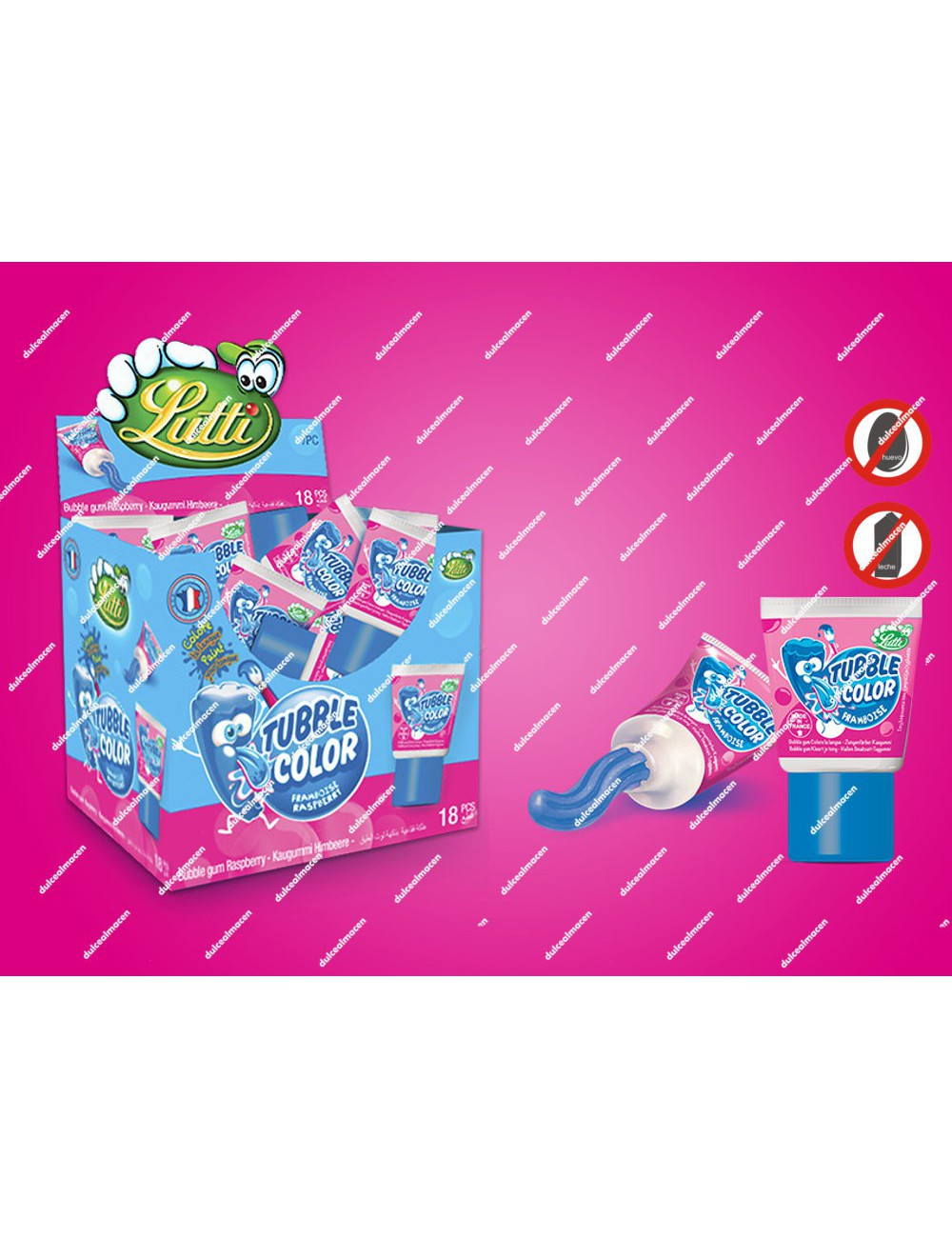 Tubble Gum pintalenguas