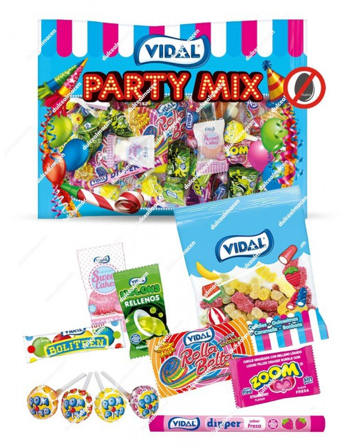 Vidal Party Mix 400 gr