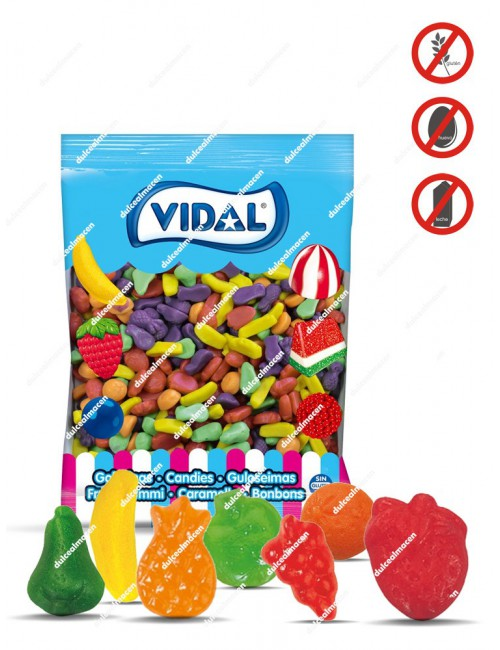 Vidal Mini Frutitas Brillo