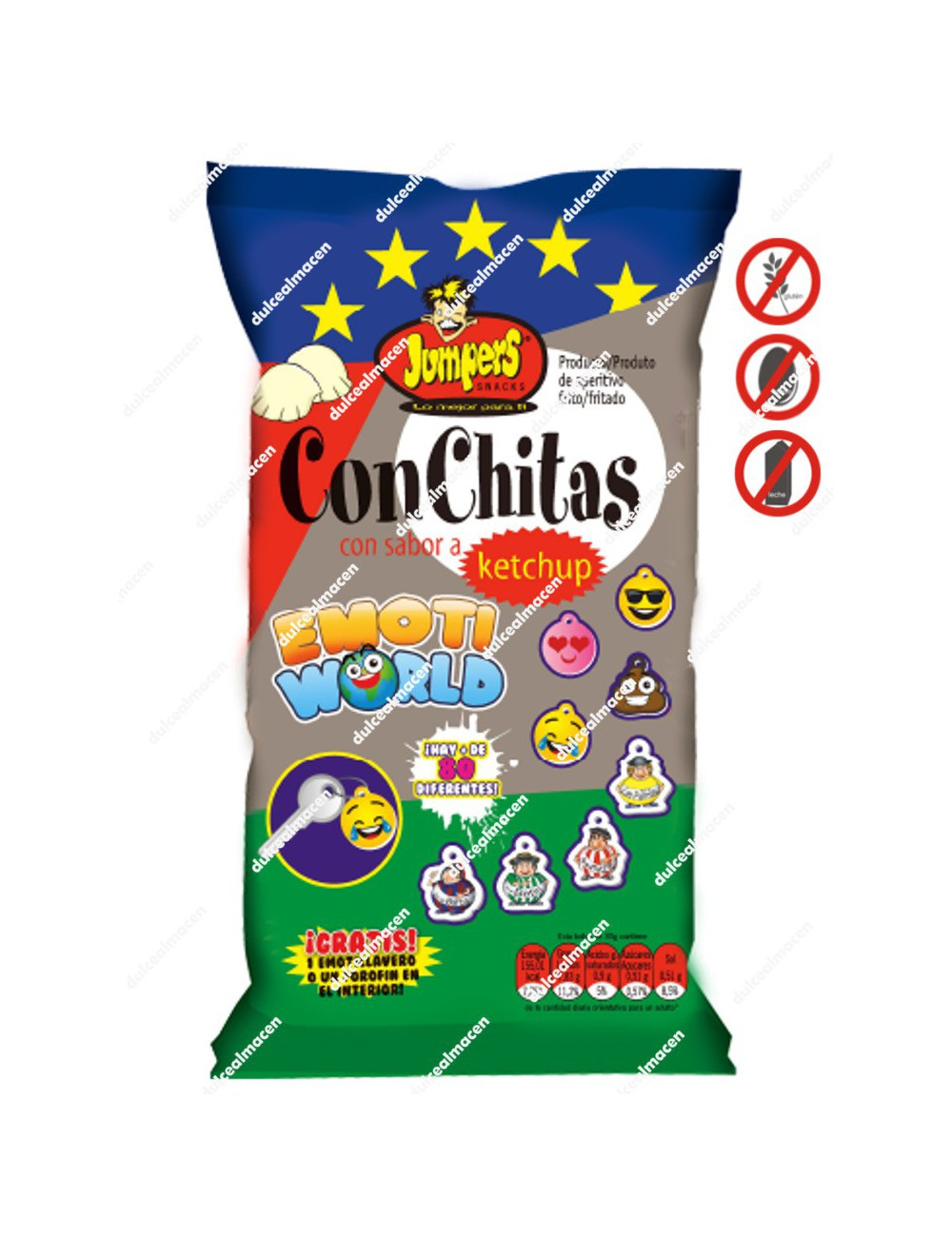 Jumpers conchitas ketchup