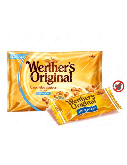 Werthers Original sin azúcar