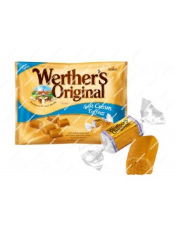 Werthers Original Toffee masticable