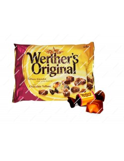 Werthers Orginal Toffee masticable chocolate