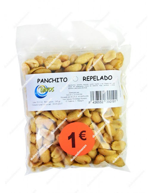 Dayos panchito repelado