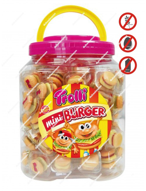 Trolli Burger Mini