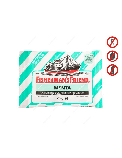 Fisherman's Friend menta unidad