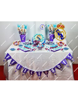 Mesa Dulce Real Madrid