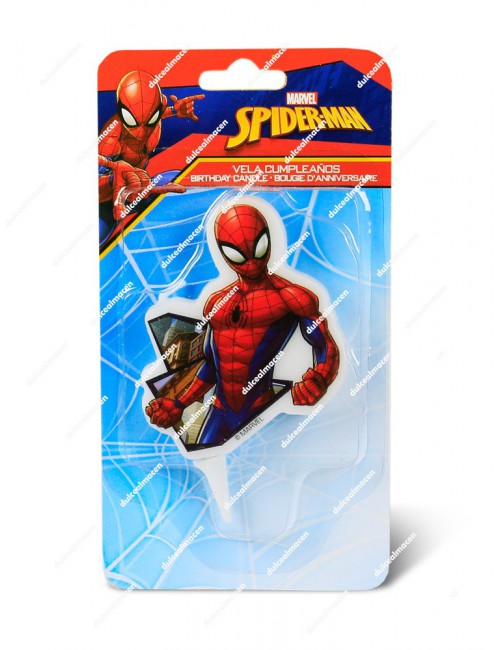 Dekora vela Spiderman