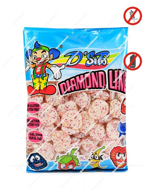 D'Sito corazones Diamantes Kitty
