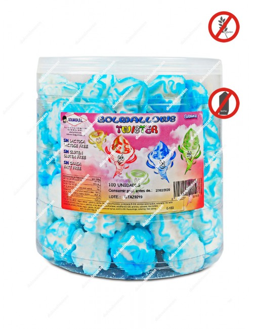 Golma golmallows twister azul