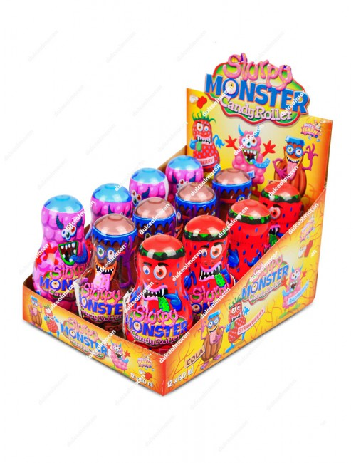 Slurpy Monster Roller