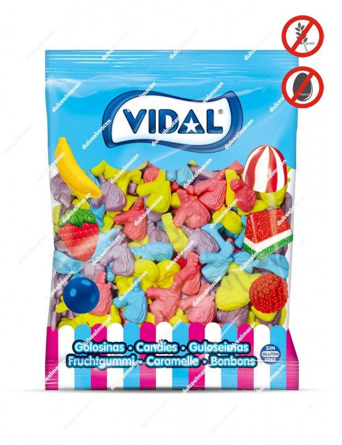 Vidal Unicornios Jelly