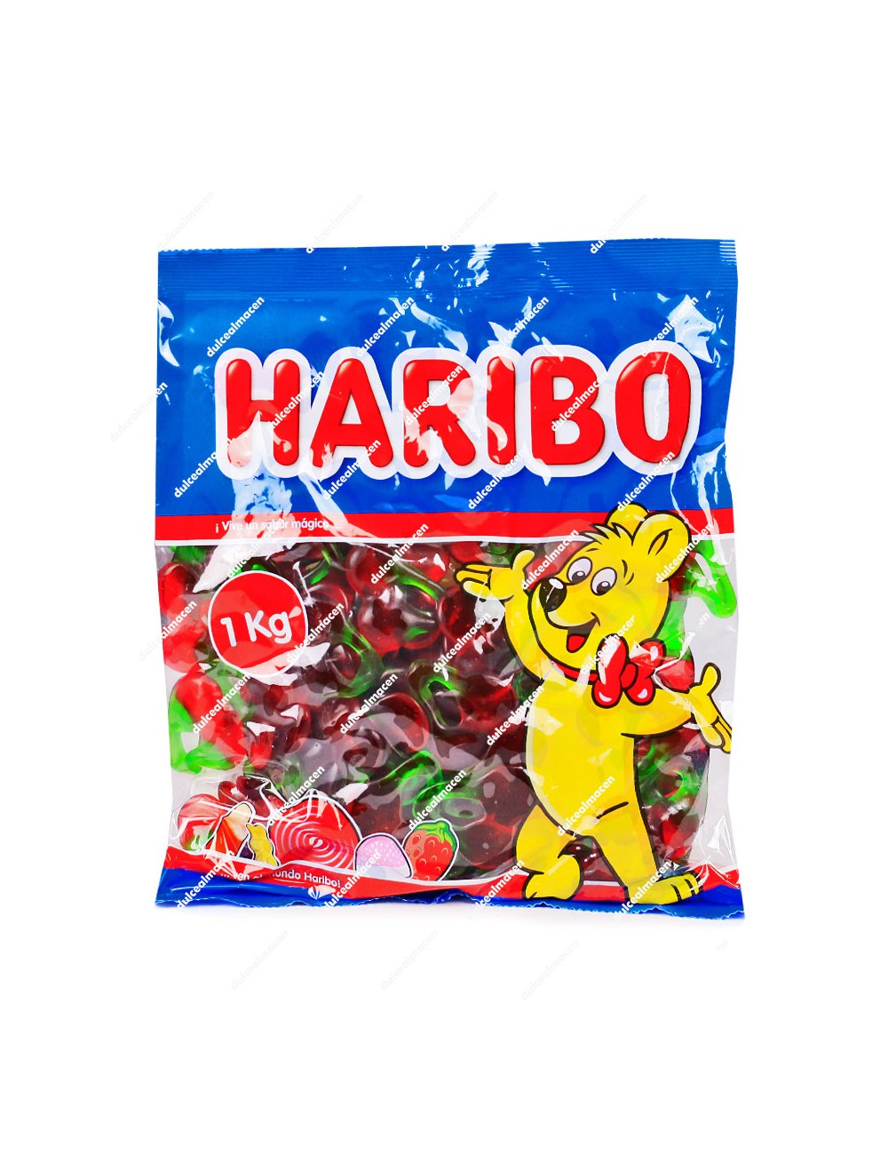 Haribo cerezas brillo