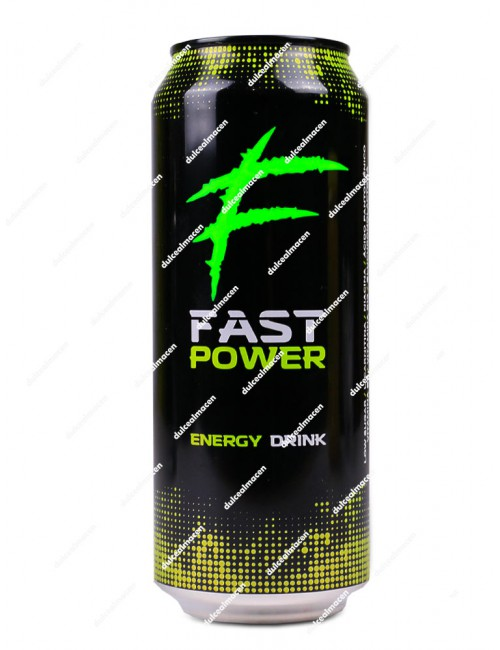 Fast Power Energy Drink 500 ml