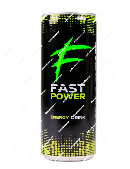 Fast Power Energy Drink 250 ml