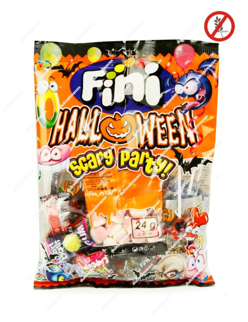 Fini Scary Party Halloween