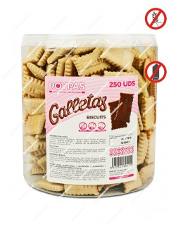 Roypas Galletas gominola