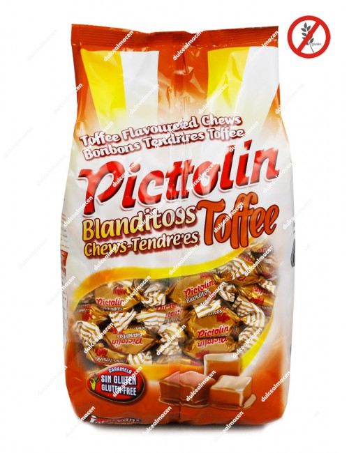 Pictolin Masticable Toffee