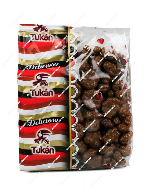 Tukan Nueces con chocolate