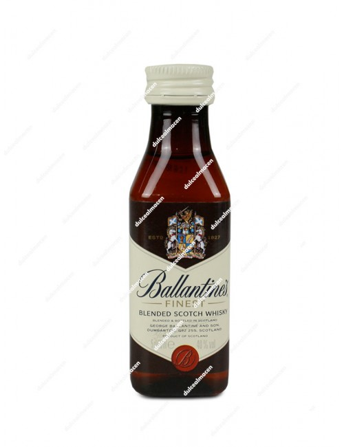 Ballantine's Whisky Mini