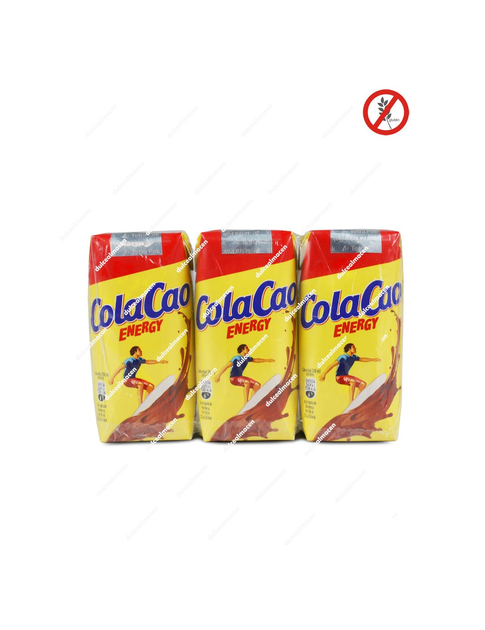 ColaCao Energy Pack 3