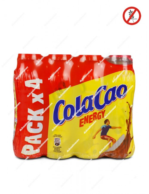 ColaCao Energy Pack 4